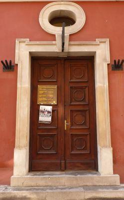 Kamienica Świętojańska 5 wejście