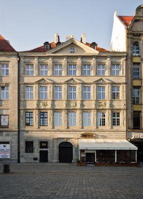Wrocław Rynek 26 sm