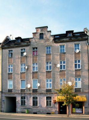 OPOLE kamienica nr31 koniec XIXw na ulicy 1Maja -front. sienio