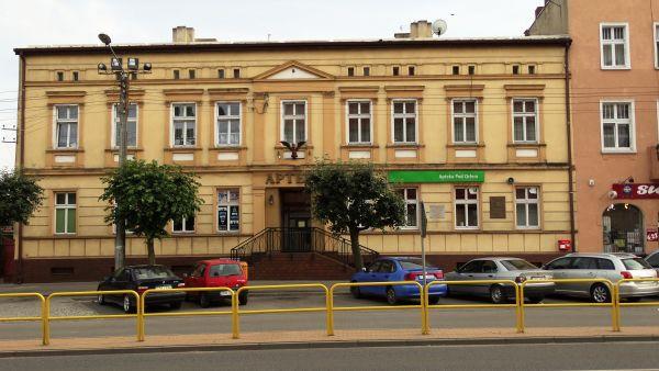 Dom, 1836, 1884 Kcynia, Rynek 8 (3)