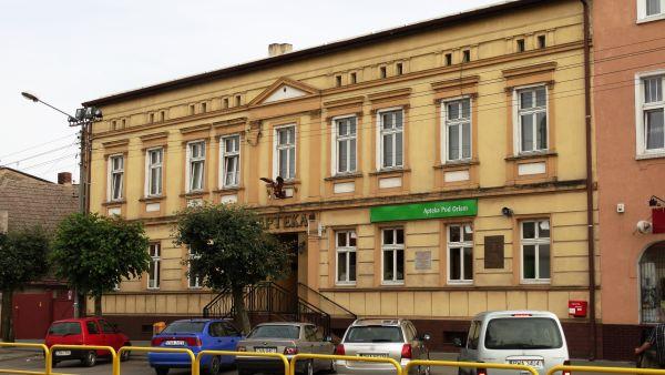 Dom, 1836, 1884 Kcynia, Rynek 8 (1)