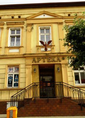 Dom, 1836, 1884 Kcynia, Rynek 8 (17)