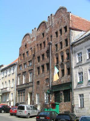 Torun Mostowa 6 fasada