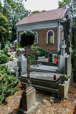 Cmentarz w dobrzyniu