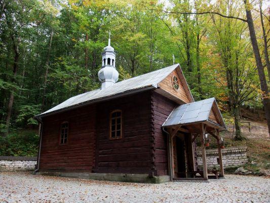 Nowiny Horynieckie kaplica