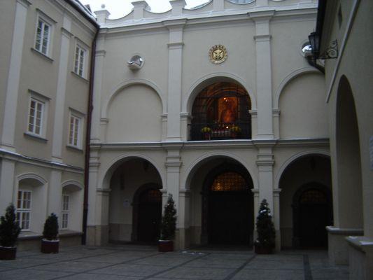 Jasna Góra Plac Przed Kaplicą