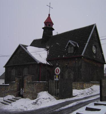 Zagorze - kaplica