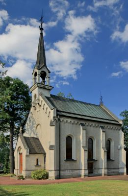 Kaplica św. Anny w Goczałkowicach-Zdroju1