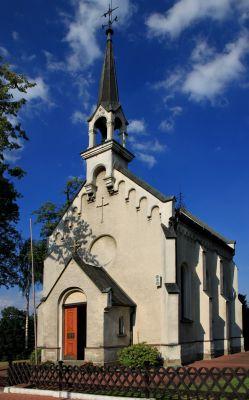 Kaplica św. Anny w Goczałkowicach-Zdroju2