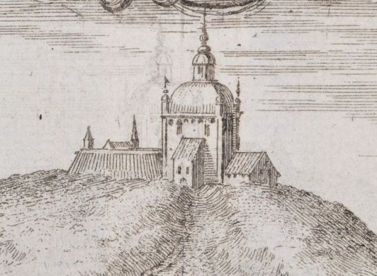 Kaplica św. Anny w Pińczowie 1657