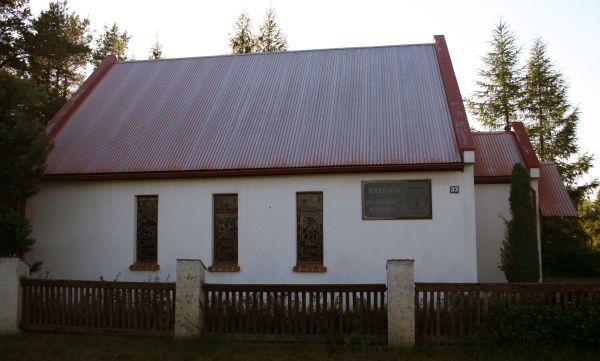 Okoniny kaplica św. Huberta 01.07.10 p