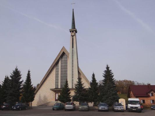 Jurków kościół