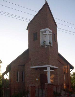 Kaplica w Wolicy Pierwszej