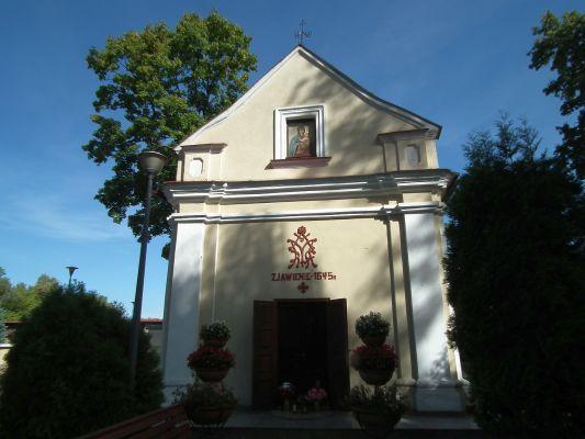 Kaplica przykościelna - Janów Lubelski