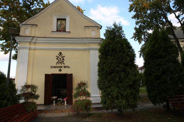 Kaplica p.w. Objawienia NMP, 2 poł. XVIII Janów Lubelski, ul. Szewska 1