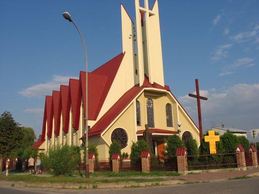 Kościół św. Karola Boromeusza w Lubaczowie