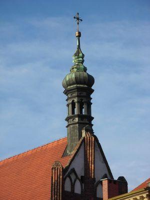 Bydgoszcz Wieża katedry