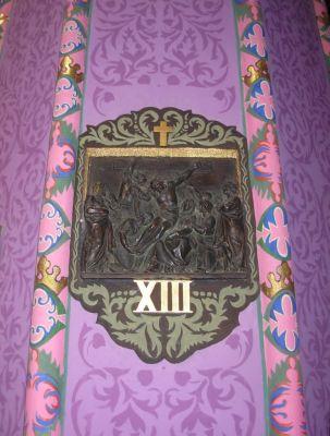 Katedra bydgoska - droga krzyżowa