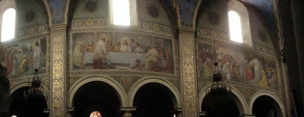 Katedra Płocka Polichromie Władysława Drapiewskiego
