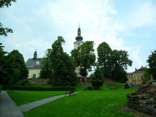 Kietrz, kościół św. Tomasza Apostoła