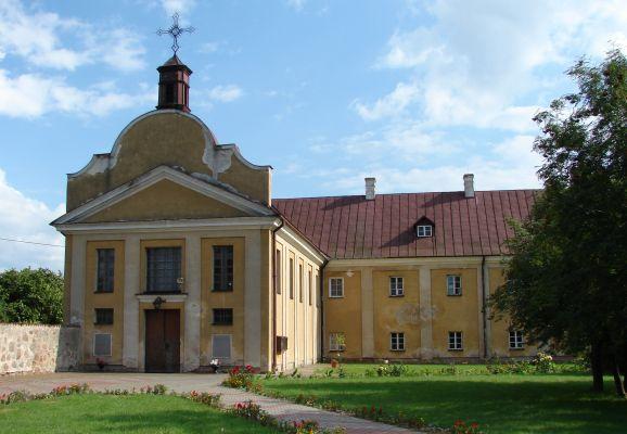 Zespół Klasztorny Bernardynów. Tykocin (2009)