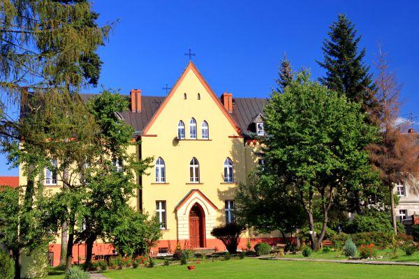 Klasztor Sióstr Boromeuszek w Jastrzębiu-Zdroju