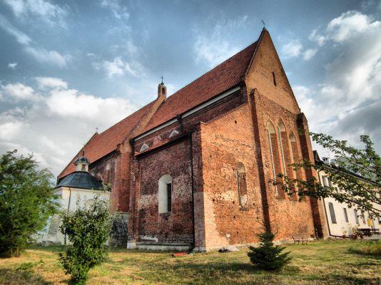Klasztor z Zawichosta