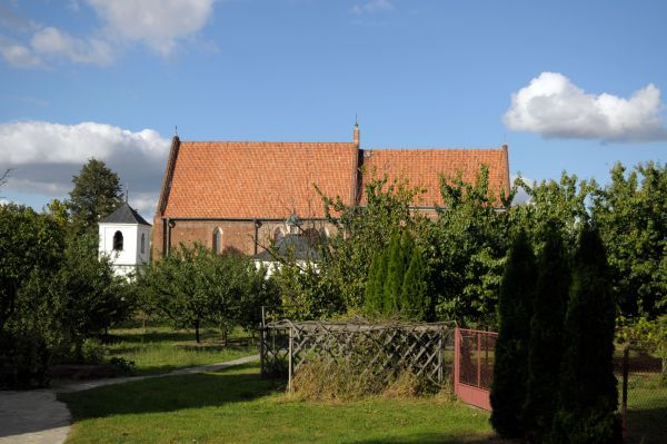 Zawichost - Kościół p.w. św. Jana Chrzciciela - ZJ001