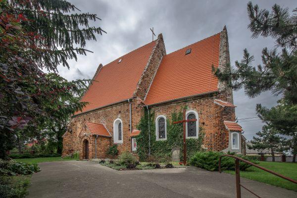 SM Kłoda kościół św Bartłomieja (2) ID 590937