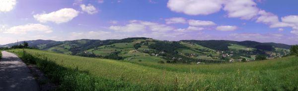 Widok z Jastrząbki