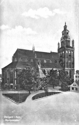 Marienkirche stargard