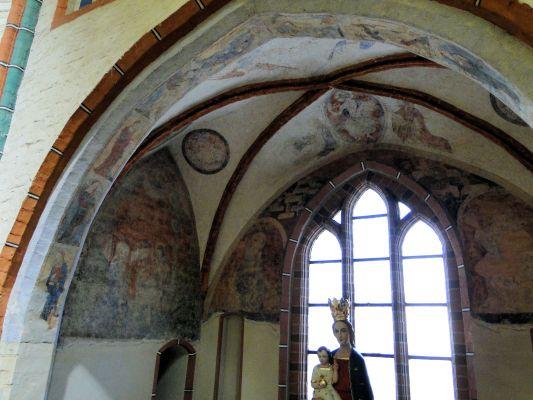 Stargard Szczec kosciol Mariacki kaplica Mildenitzow (1)