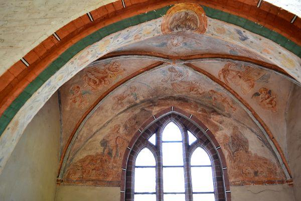 Stargard Szczec kosciol Mariacki kaplica Trzech Kroli