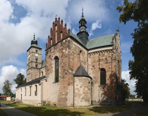 Kolegiata św. Marcina w Opatowie 2013