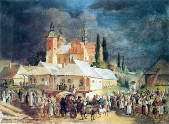 Piwarski-Targ w Opatowie