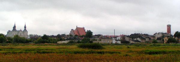 Koło - Panorama Starówki