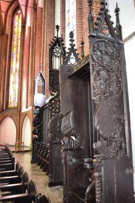 Kolobrzeg katedra stalle kapituly (1)