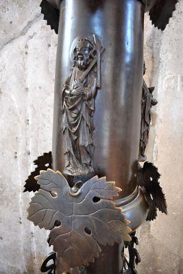 Kolobrzeg katedra swiecznik (3)