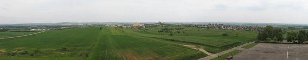 Piekary Slaskie panorama