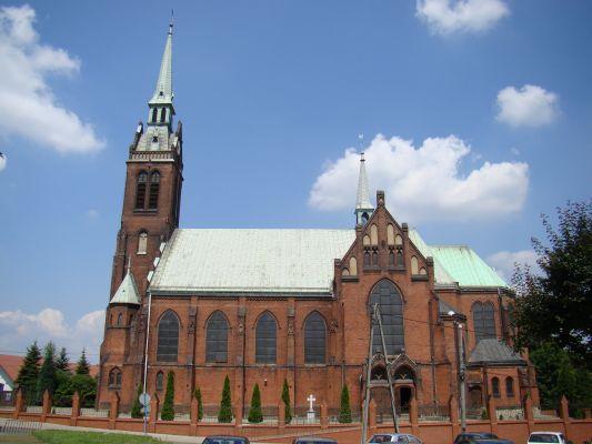Piekary Śląskie Brzozowice-Kamień, Kościół Świętych Apostołów Piotra i Pawła 05