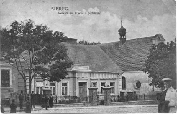 Sierpc - Św. Duch 1901