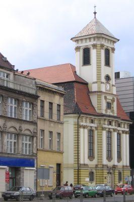 Kosciol dworski we Wroclawiu
