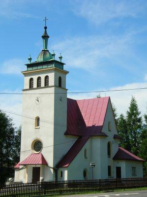 Protestant church in Studzionka