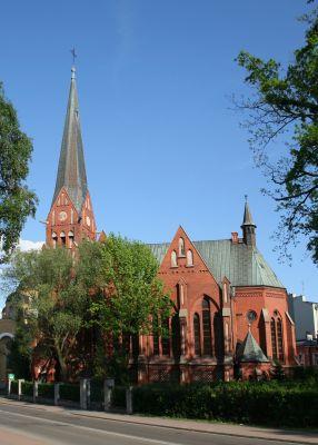 Częstochowa kościół ewangelicki 05.05.2012 p