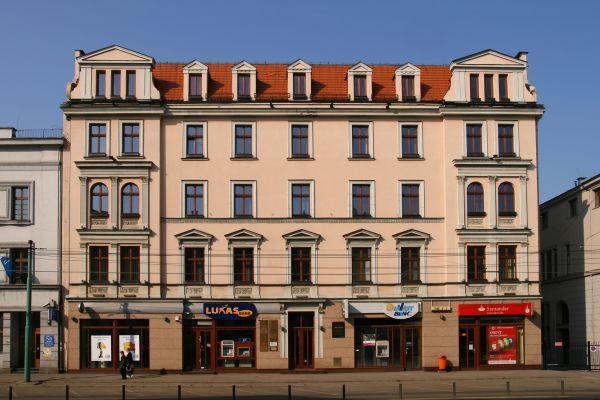 Katowice - Ul. Warszawska 10