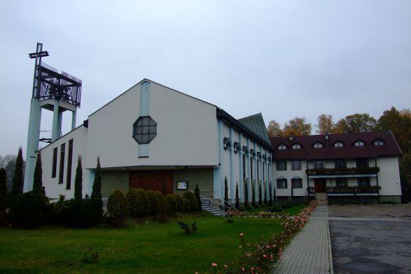 Klasztor Franciszkanów w Górkach Wielkich