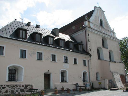 Pakosc Poland Franciscan Monastery 2011