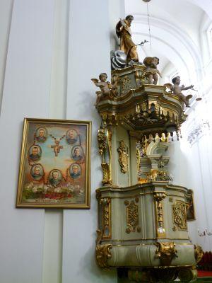 St. Francis Church in Warsaw fc02