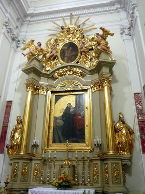 St. Francis Church in Warsaw fc05