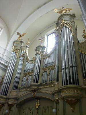St. Francis Church in Warsaw fc06